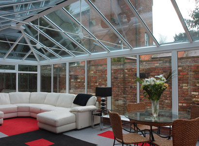 inside conservatories and orangeries in scarborough