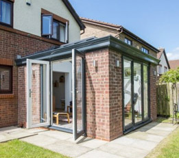 orangery and velux in scarborough