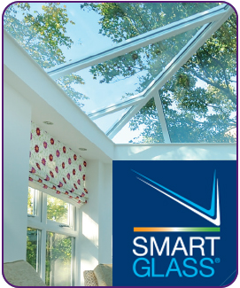 smart glass, self cleaning glass scarborough