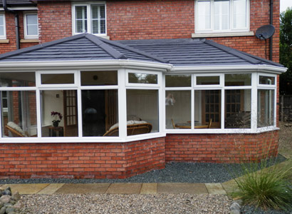 tiled roof for conservatory in scarborough